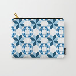 Ocean View - By  SewMoni Carry-All Pouch