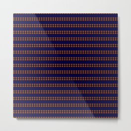 Consistency of points Metal Print