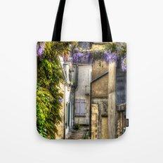 Village Pouilly-sur-Loire France Tote Bag