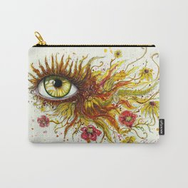 """Fragile Beauty"" Carry-All Pouch"