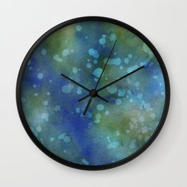 Abstract No. 354 Wall Clock