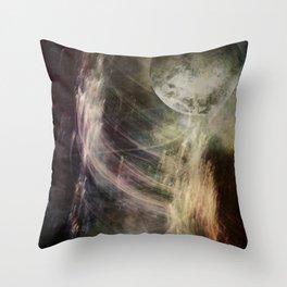 VISION QUEST LOG 1 Throw Pillow