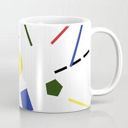 Postmodern Scavenger Hunt Coffee Mug