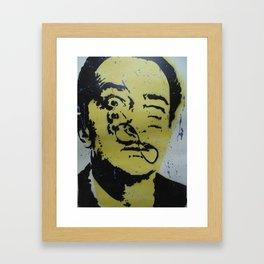 Dali te quiere.. Framed Art Print