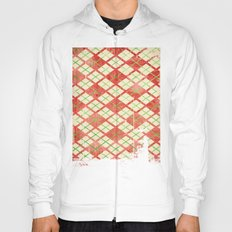 Vintage Wrapping Paper Hoody