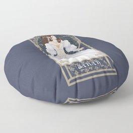 Sarah Nouveau - Labyrinth Floor Pillow