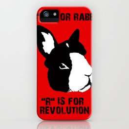"""R"" IS FOR iPhone Case"