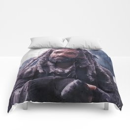 King Ezekiel Of The Kingdom - The Walking Dead Comforters