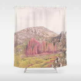 whispers of autumn Shower Curtain