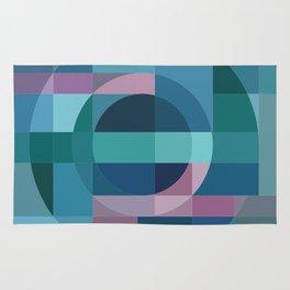 Composition7 Circle Rug