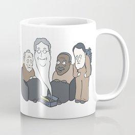 Very Old Ghostbusters Coffee Mug