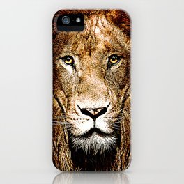 Fiercely Captivating  iPhone Case
