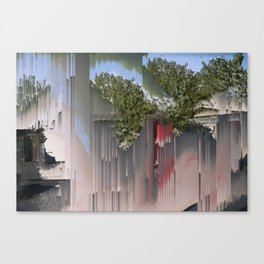 Interference #3 Canvas Print