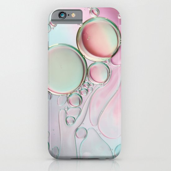 Girly Girly Bubble Abstract iPhone & iPod Case