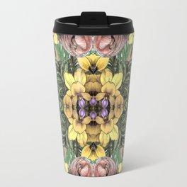 Wildlife Kaleidoscope Travel Mug