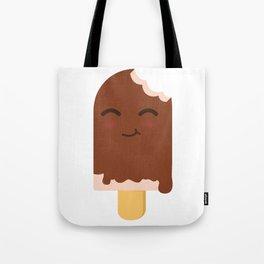 Happy ice cream stick Tote Bag