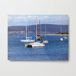 Booker Bay Metal Print