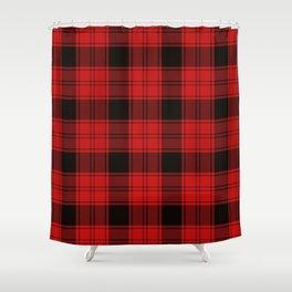 Clan Ewing Tartan Shower Curtain