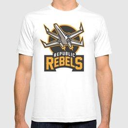 Republic Rebels T-shirt