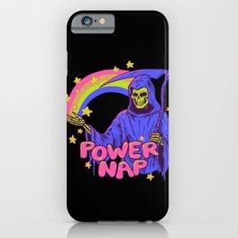 Power Nap iPhone Case