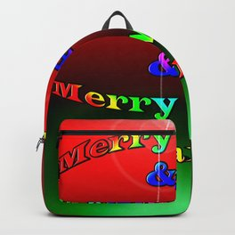 Merry Meet & Merry Part - 2 Backpack