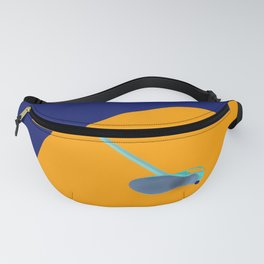 Flying Higher and Higher in May - shoes stories Fanny Pack