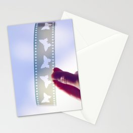 Beauty in the Negatives Stationery Cards