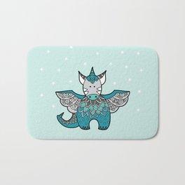 Magical Dragon Bath Mat