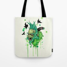 You're A Mean One Tote Bag
