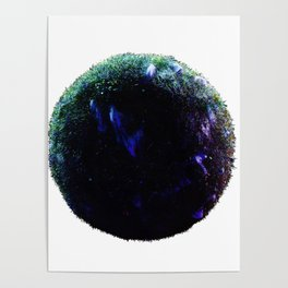 Planet #001 Poster
