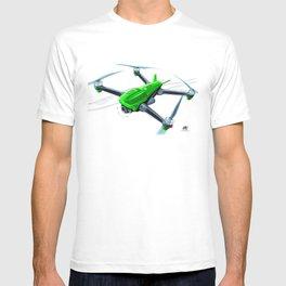 CP Green Machine T-shirt