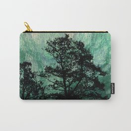 TREES under MAGIC MOUNTAINS IV Carry-All Pouch