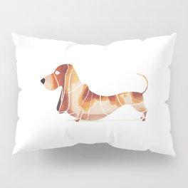 basset Pillow Sham