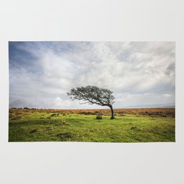 Windswept Tree Rug
