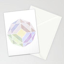 Polygones Stationery Cards