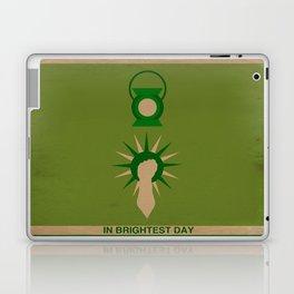 Minimalistic Lantern Laptop & iPad Skin