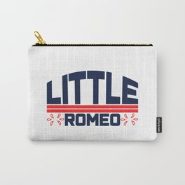 Little Romeo funny small womanizer Carry-All Pouch