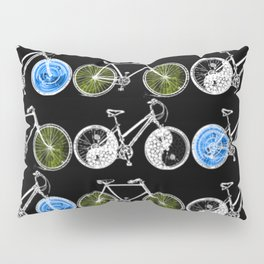 Cycling for Equality Pillow Sham