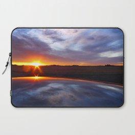 'Prarie Sunrise' Laptop Sleeve