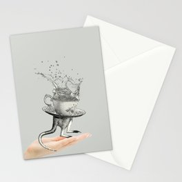 Out of my hand Stationery Cards