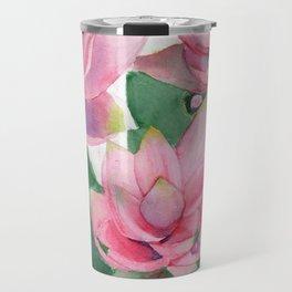 Hidden Lilies Travel Mug