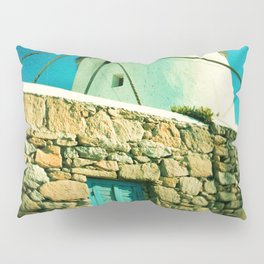Mykonos #3 Pillow Sham