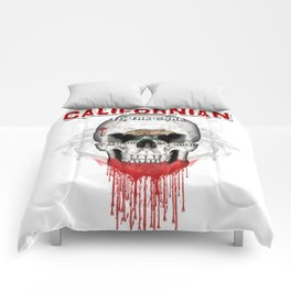 To The Core Collection: California Comforters