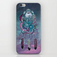 The Dream Catcher iPhone & iPod Skin
