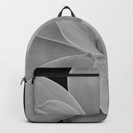 Gray Black Agave Romance #1 #tropical #decor #art #society6 Backpack