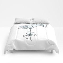 Spiders Web Comforters