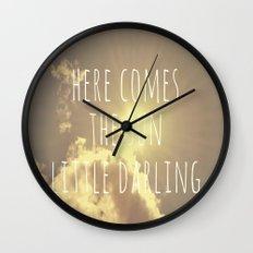 Little Darling  Wall Clock