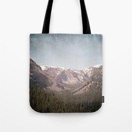 Montana Blues Tote Bag