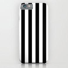 Black and White Stripes  Slim Case iPhone 6