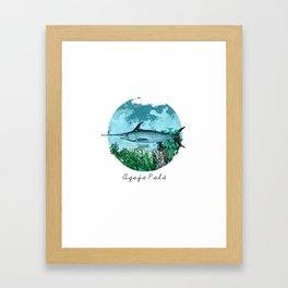 Onubensis I Framed Art Print